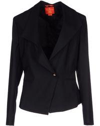 Vivienne Westwood Red Label Blazer black - Lyst