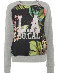 Replay - Regular Fit Sweatshirt - Lyst