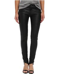 Free People Vegan Seamed Pant - Lyst