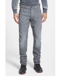 G-Star RAW Men'S '3301 Low' Tapered Fit Jeans - Lyst