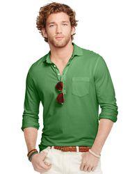 Ralph Lauren Featherweight Polo Shirt - Lyst