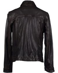 Oakwood Leather Outerwear - Brown