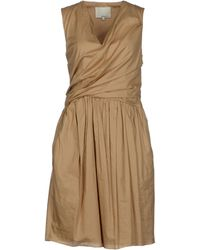 3.1 Phillip Lim Knee-Length Dress - Lyst
