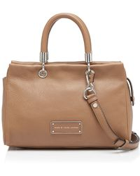 Marc By Marc Jacobs Satchel - Too Hot To Handle - Brown