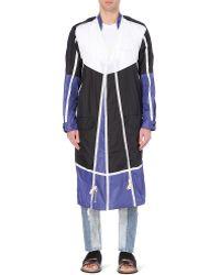 Maison Margiela Panelled Parachute Coat - For Men - Lyst