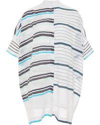 Lemlem Abara Striped Gauze Tunic - Lyst