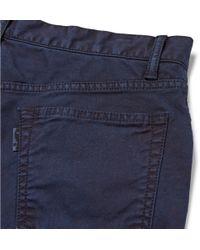 Blue Blue Japan Stretch Cotton-Twill Jeans - Blue