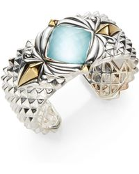 Stephen Webster Mother-Of-Pearl & Sterling Silver Two-Tone Bracelet - Lyst