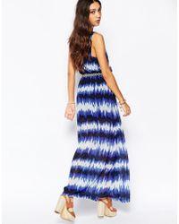 Pepe Jeans - Nene Abstract Print Dress - Lyst