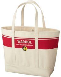 Uniqlo Sprz Ny Tote Bag (Andy Warhol) - Lyst