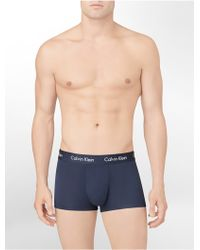 Calvin Klein Underwear Body Modal Trunk - Lyst