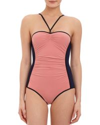 Chloé - Colorblocked Swimsuit - Lyst