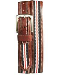 Jack Mason Brand - 'tailgate - Arkansas Razorbacks' Belt - Lyst