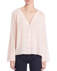 Elizabeth and James | Constanza Blouse | Lyst