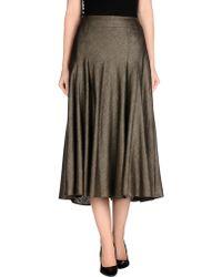 Schneiders 3/4 Length Skirt - Green