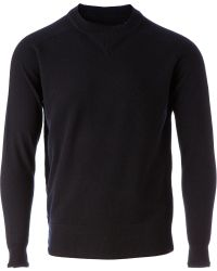 Side Slope - Crew Neck Sweater - Lyst