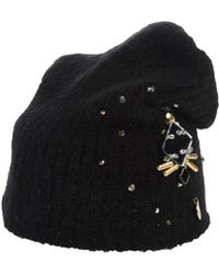 Class Roberto Cavalli Hat - Lyst