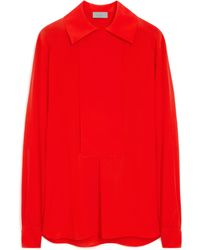 Mulberry Miller Blouse - Red
