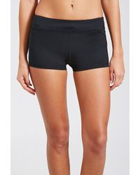 Forever 21 Colorblock Performance Shorts - Lyst