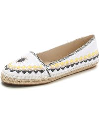 House Of Harlow 1960 Kole Espadrilles - White - Lyst