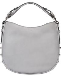 Givenchy Small Obsedia Studded Leather Bag - Lyst