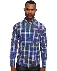 Jack Spade Danver Plaid Shirt - Lyst