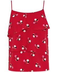 Oasis Pop Floral Camisole - Lyst