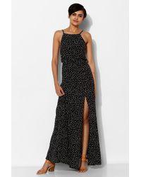 Stone Cold Fox Mija Maxi Dress - Black