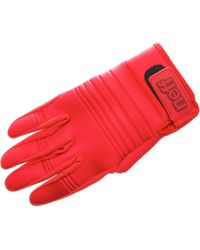Neff Daily Pipe Glove - Red