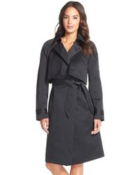 Tracy Reese - Tiered Trench Coat - Lyst