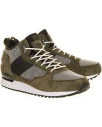 Adidas Military Trail Runner - Lyst