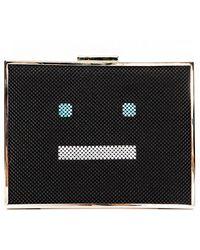 Pixie Market - Facetime Clutch Bag - Lyst