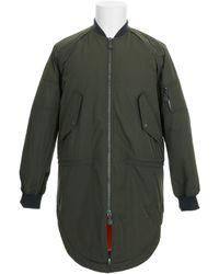 Carven Parka Jacket - Lyst