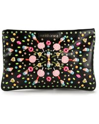 Manish Arora Candy Mix Clutch - Lyst