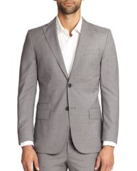 J.Lindeberg Donnie Soft Wool Sportcoat - Lyst