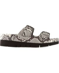 Ash 'Texmex' Sandals - Lyst