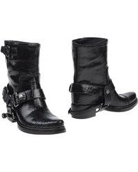 Miu Miu Ankle Boots - Lyst