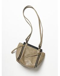Free People Mylan Vegan Crossbody - Lyst