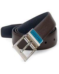 Robert Graham - Weston Reversible Leather Belt - Lyst