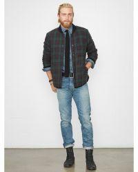 Denim & Supply Ralph Lauren Lightweight Quilted Jacket - Lyst