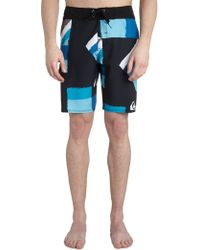 Quiksilver Compilation All Over Print Board Short - Lyst