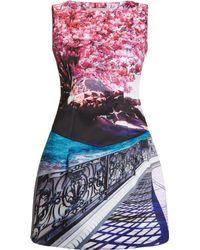 Mary Katrantzou Kardia Dress Blossom - Lyst
