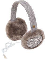Ugg Ugg® Australia Lyla Sequin Wired Earmuffs - Lyst