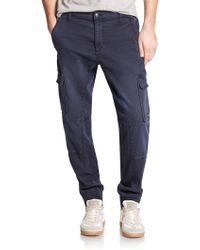 Joe's Jeans Cargo Jogger Pants blue - Lyst