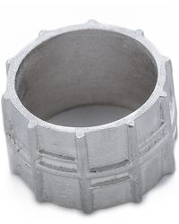 Jamie Wolf - Nycb 4 Ts Black & White Diamond Ring - Lyst