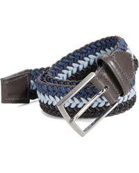 Bugatti | Woven Belt | Lyst