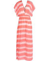 Mercy Delta Long Dress - Lyst