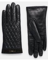 Dune - Ilsa Leather Gloves - Lyst