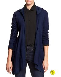 Banana Republic Factory Popover Hoodie - Lyst