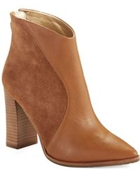 Kenneth Cole Reaction Yee Ha Ankle Boots - Lyst